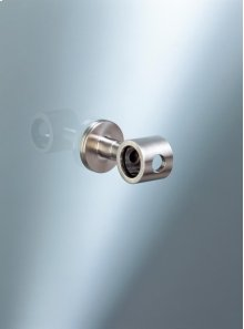 Hand shower holder for high mounting - Grey