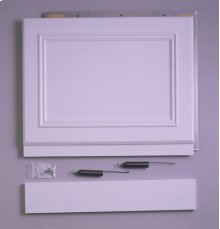 "Built-In Dishwasher 3/4"" Custom Panel Kit - Trimless Look"
