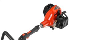 25.4 cc professional-grade two-stroke Edger