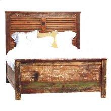 Nantucket Queen Bed