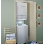 GE Ge Spacemaker® 240v 3.6 Cu. Ft. Capacity Stationary Electric Dryer