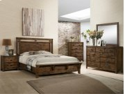 Curtis Panel Bed Gro Product Image