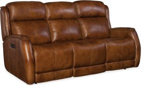 Emerson Power Sofa with Power Headrest