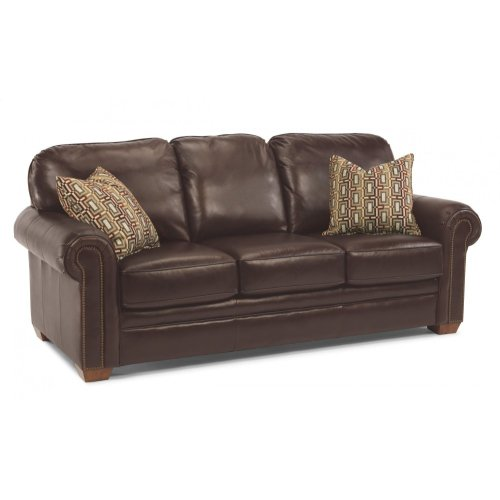 327031 in by Flexsteel in Bloomington, IL - Harrison Leather Sofa ...