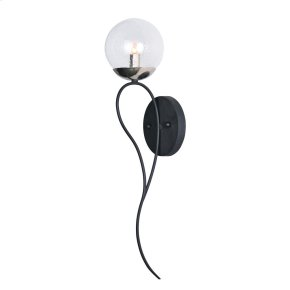 Reverb 1-Light Wall Sconce w/LED Bulb