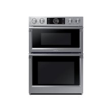 "OPEN BOX 30"" Microwave Combination Wall Oven with Flex Duo"