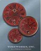 Regency Villa Tesio, Wall Clock Product Image