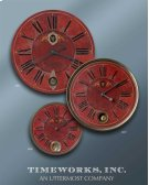 Regency Villa Tesio Wall Clock Product Image