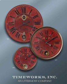 Regency Villa Tesio Wall Clock