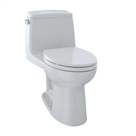 Eco UltraMax® One-Piece Toilet, 1.28 GPF, ADA Compliant, Elongated Bowl - Colonial White