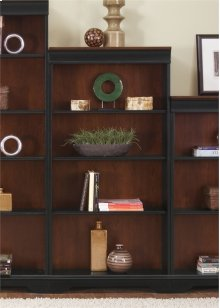 Jr Executive 60 Inch Bookcase (RTA)