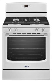 **CLOSEOUT MODEL** Maytag® 30-inch Wide Gas Range with Precision Cooking™ System - 5.8 cu. ft. - White