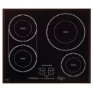 24-Inch, 4-Element Induction Cooktop - Black Product Image