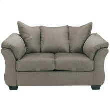 Signature Design by Ashley Darcy Loveseat in Cobblestone Microfiber [FSD-1109LS-COB-GG]