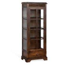 Savannah Curio Cabinet
