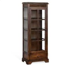 Savannah Curio Cabinet Product Image