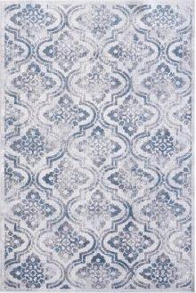 Mosaic Cream/grey/blue 1672 Rug