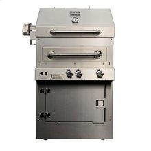Kalamazoo K450HB Hybrid Fire Built-In Grill