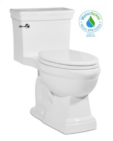 White JULIAN One-Piece Toilet 1.28gpf, Elongated