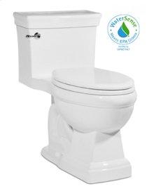 White JULIAN One-Piece Toilet 1.28gpf, Elongated