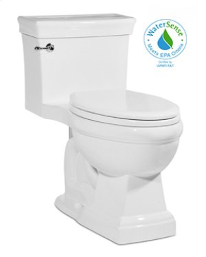 Balsa JULIAN One-Piece Toilet 1.28gpf, Elongated