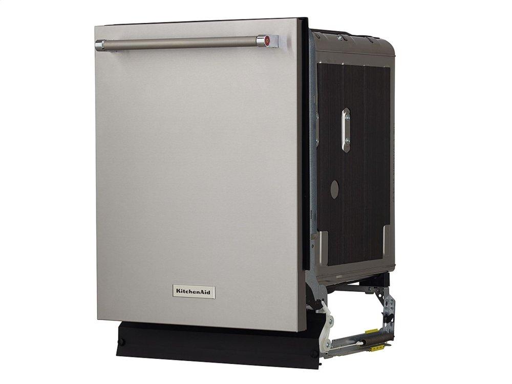 KDTE204GPS KitchenAid 46 DBA Dishwasher with Bottle Wash Option and ...