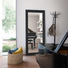 Large rectangular mirror