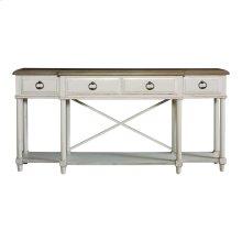 Caravan Console Table