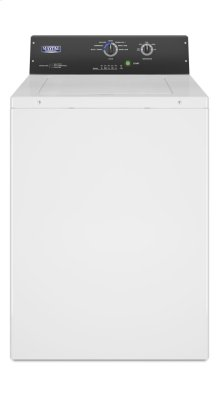 Commercial Top-Load Washer, Non-Coin