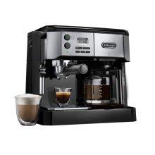All-in-One Cappuccino, Espresso and Coffee Maker BCO430BC