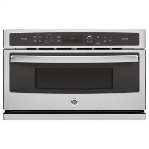 GE ProfileSeries 30 in. Single Wall Oven with Advantium® Technology