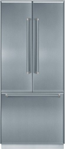 Freedom® Collection 36 inch Built In French Door Bottom-Freezer Model T36BT71FSE