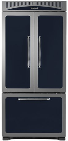 """Cobalt 36"""" Classic French Door Refrigerator - Model HCFDR20"""