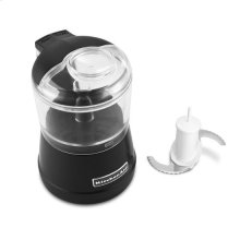 KitchenAid® 3.5 Cup Food Chopper - Onyx Black