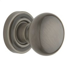 Antique Nickel 5030 Estate Knob