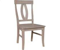 Verona Chair Weathered Gray Product Image