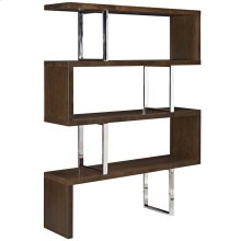 Meander Stand in Walnut