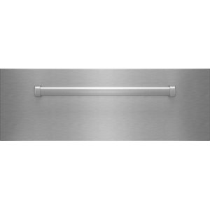 "30"" Professional Stainless Steel Warming Drawer Front Panel - E Series"