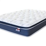 Queen-Size Lotus Pillow Top Mattress Product Image