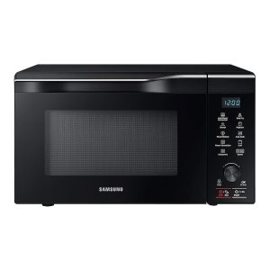 SAMSUNG1.1 cu. ft. PowerGrill Countertop Microwave with Power Convection in Black Stainless Steel