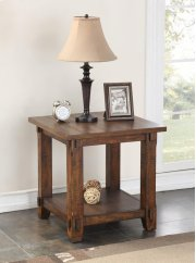 Restoration End Table Product Image