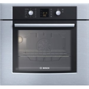 "BOSCH30"" Single Wall Oven 300 Series - Stainless Steel HBL3450UC"