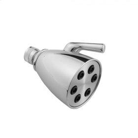 Satin Brass - Contempo #2 Showerhead- 1.5 GPM