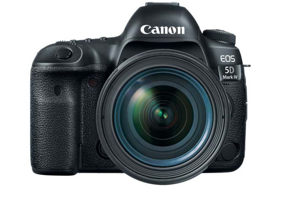Canon EOS 5D Mark IV EF 24-70mm f/4L IS USM Lens Kit Digital SLR Camera
