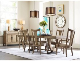 Trestle Dining Table Top