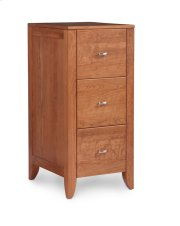 Justine File Cabinet, Justine File Cabinet, 2-Drawer Product Image