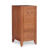 Justine File Cabinet, Justine File Cabinet, 3-Drawer