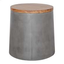 Appert Outdoor Storage Stool