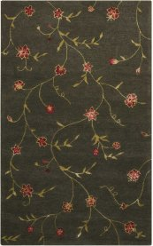MODERN ELEGANCE LH03 TLGRY RECTANGLE RUG 8' x 11'