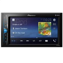 """Digital Multimedia Video Receiver with 6.2"""" WVGA Display, and Built-in Bluetooth®"""